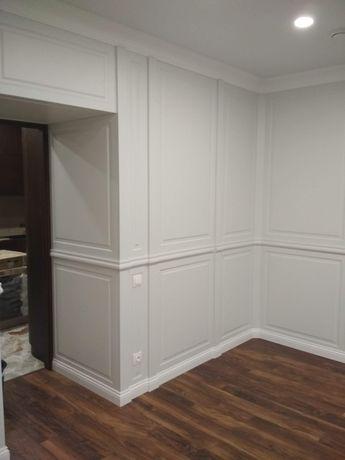 Стеновые панели,мдф, шпон, краска и т. д.
