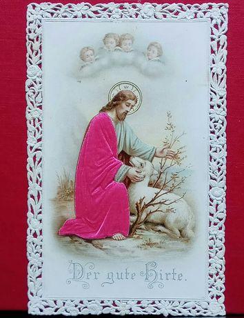 Holy card.Свята карта.1880р.