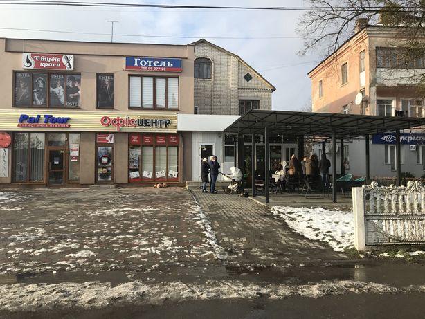 м. Шепетівка Довгострокова оренда комерційного приміщення Центр