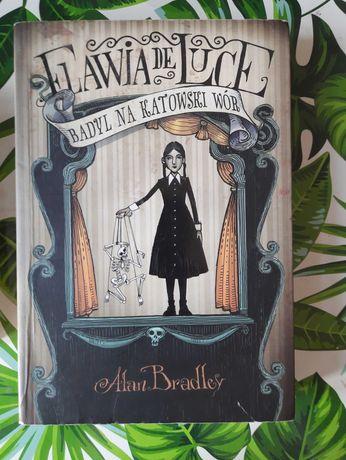 Alan Bradley Flawia de Luce Badyl na katowski wór/zabawna
