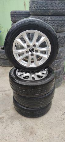Mazda 3, 5×114,3 диски з резиною орегінал