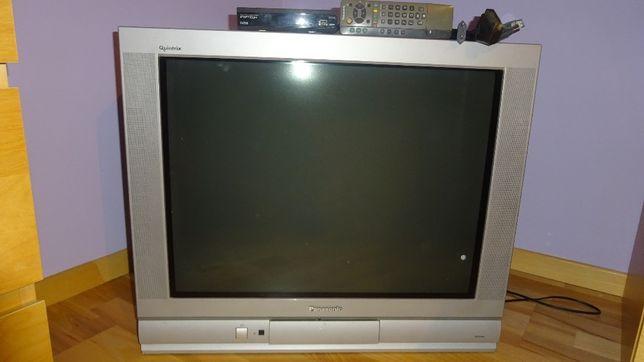 Telewizor PANASONIC TX-29AS10P + tuner DVB-T OPTICUM AX Lion