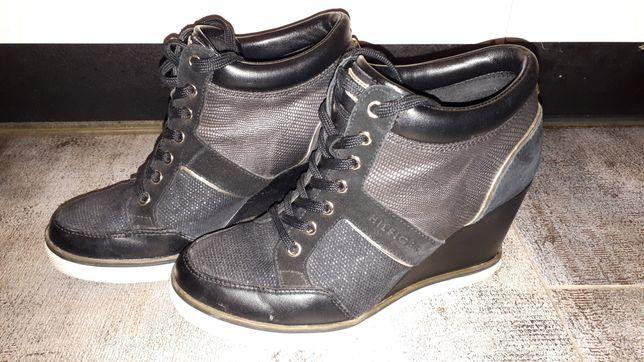 Botki sneakersy Tommy Hilfiger