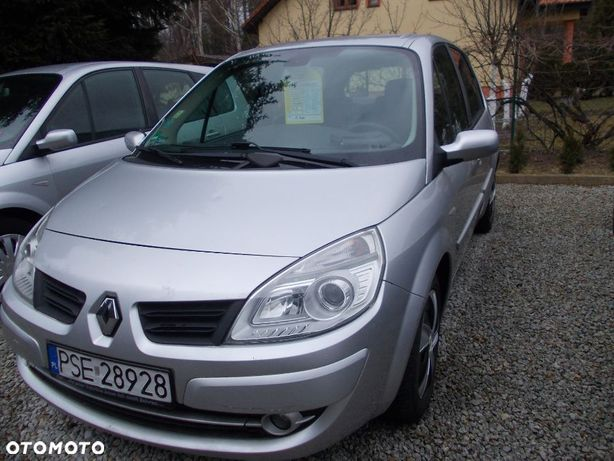 Renault Scenic Scenic po Lifcie tech.ok