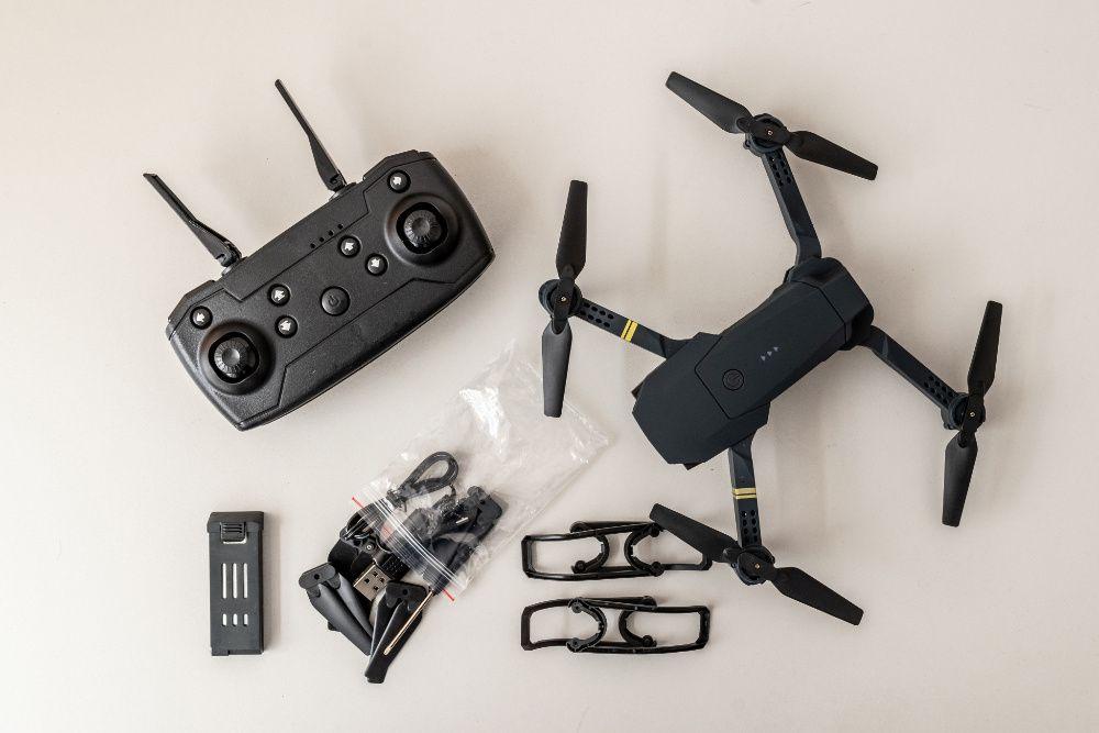 Drone 4k c/3 baterias (NOVO) Lomar E Arcos - imagem 1
