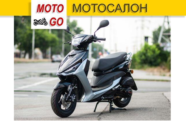 Новый Скутер Motoleader Jog 125 cc 2021. Гарантия, КРЕДИТ! (МОТОСАЛОН)