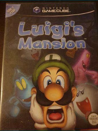 Gra gamecube Luigi mansion