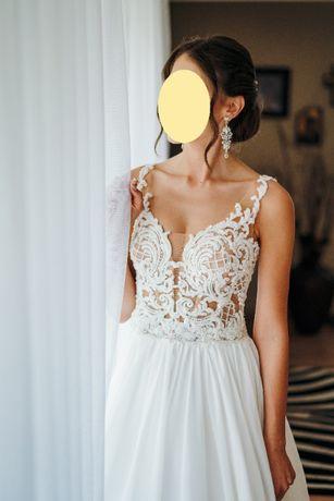 Suknia ślubna ESTER rozm. 36