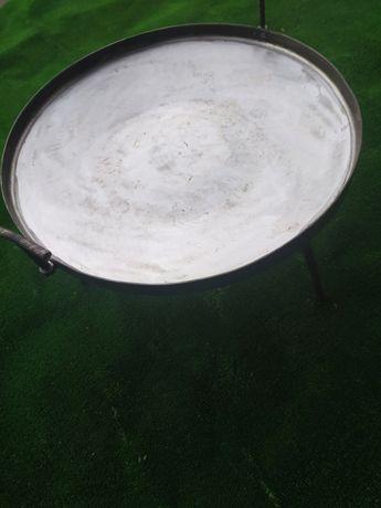 Сковорода 6мм.из диска борони.сковородка.жаровня.пательня.мангал.садж.