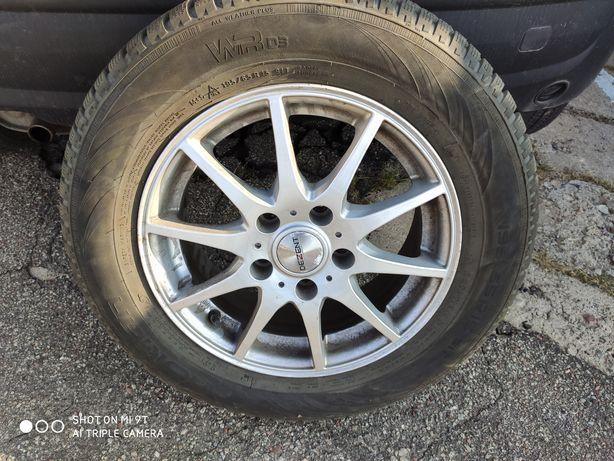 Toyota Auris koła zimowe kpl 4 szt