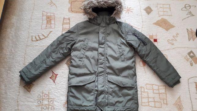 Куртка зимняя парка H&M 11-12 лет