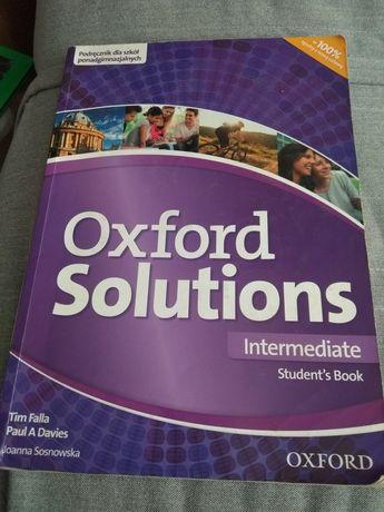 Podręcznik Oxford Solution Intermediate