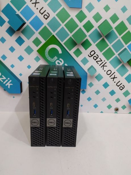 Системник dell optiplex 7070 Microi3-9100U.0 Gb0 SSDIntel UHD 630 ОПТ