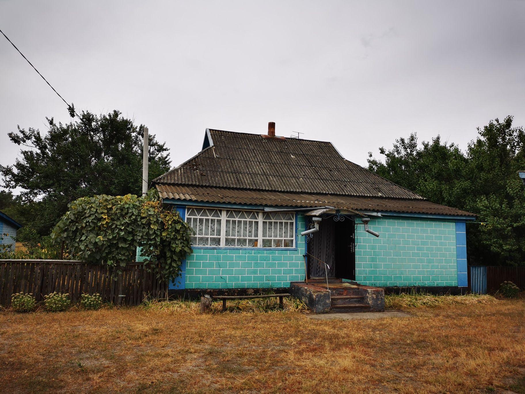 Дом с хоз двором и огородом