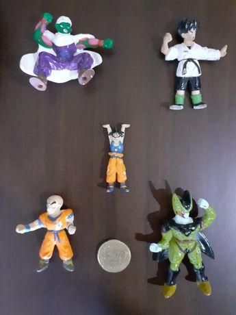 Figuras antigas Dragon Ball