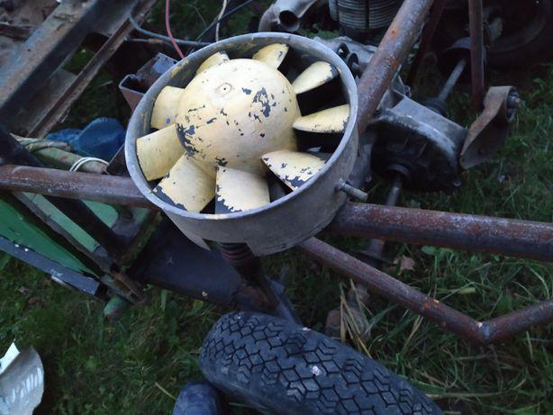 Двигун трабанд для баггі