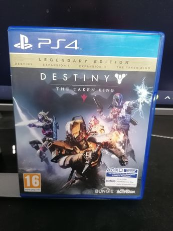 Jogo Destiny - The Taken king PS4