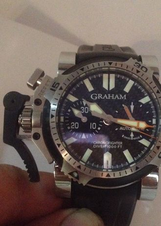 Relógio Graham