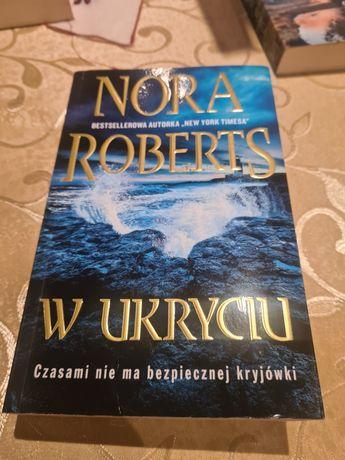 Książka Nora Roberts w ukryciu