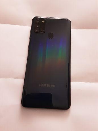 Samsung galaxy a21s preto