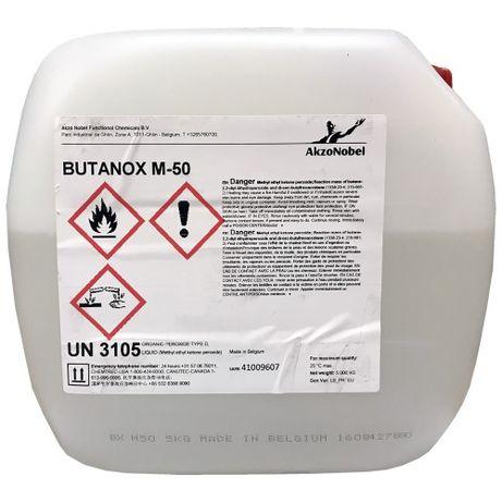 utwardzacz butanox m-50 - 5 kg