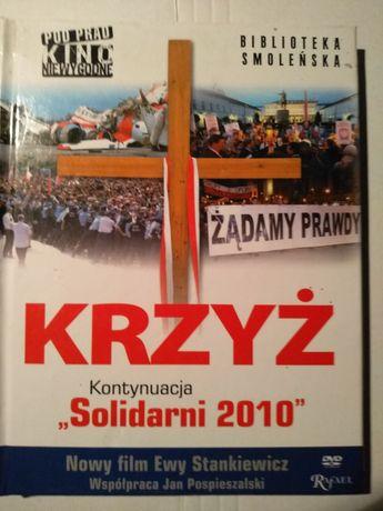 Krzyż kontynuacja Solidarni  2010