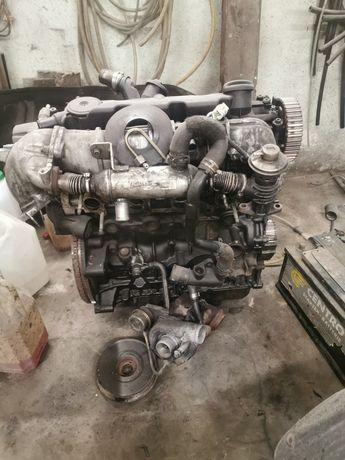 Silnik Peugeot 307 dw10td RHY 2.0 hdi 66kw