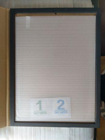 """Película vidro temperado 9H para iPad Air 1/2, Pro 9,7"""" e iPad 5/6"""