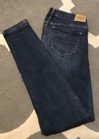 Spodnie jeansy Abercrombie & Fitch W29 L33