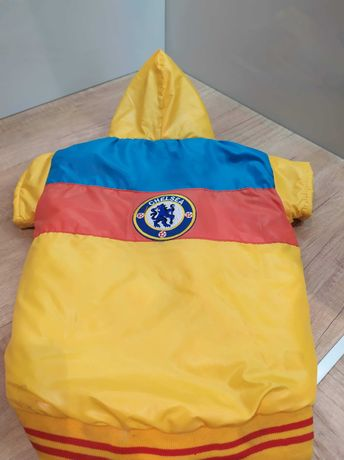 Bluza dla psa XXL żółta