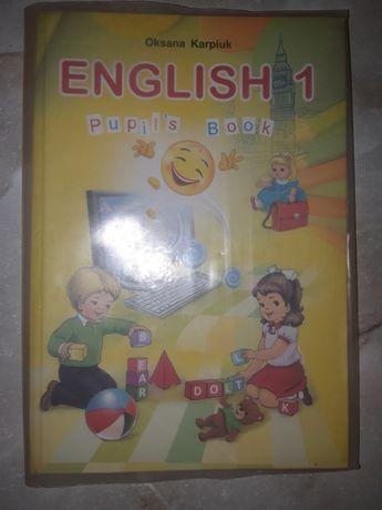 Английский 1 класс Карпюк