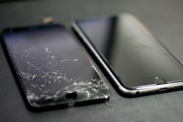 Переклейка скла на iPhone 4,5/5s,6/6s,7/7+,8/8+