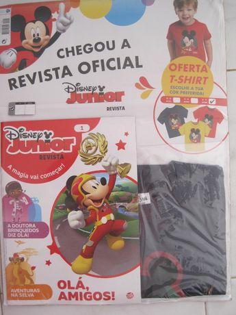 Tshirt´s do Mickey