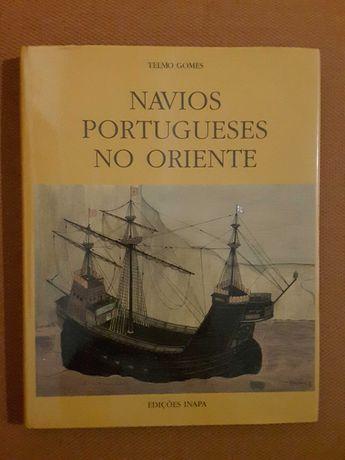 Navios Portugueses no Oriente