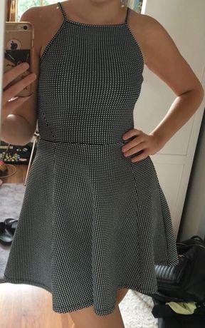 Sukienka na ramiączkach H&M r. 36