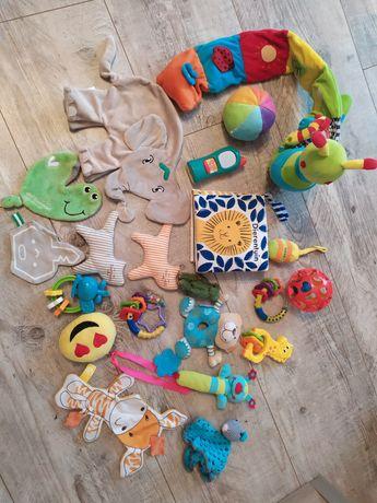Zabawki, gruchawki dla najmłodszych