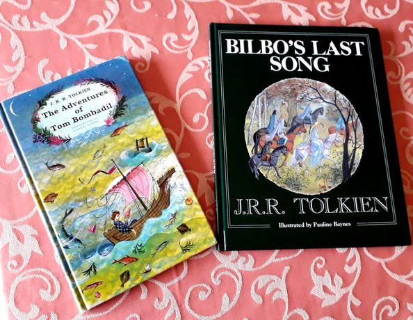 J R R Tolkien - Bilbo's Last Song e Adventures Tom Bombadil