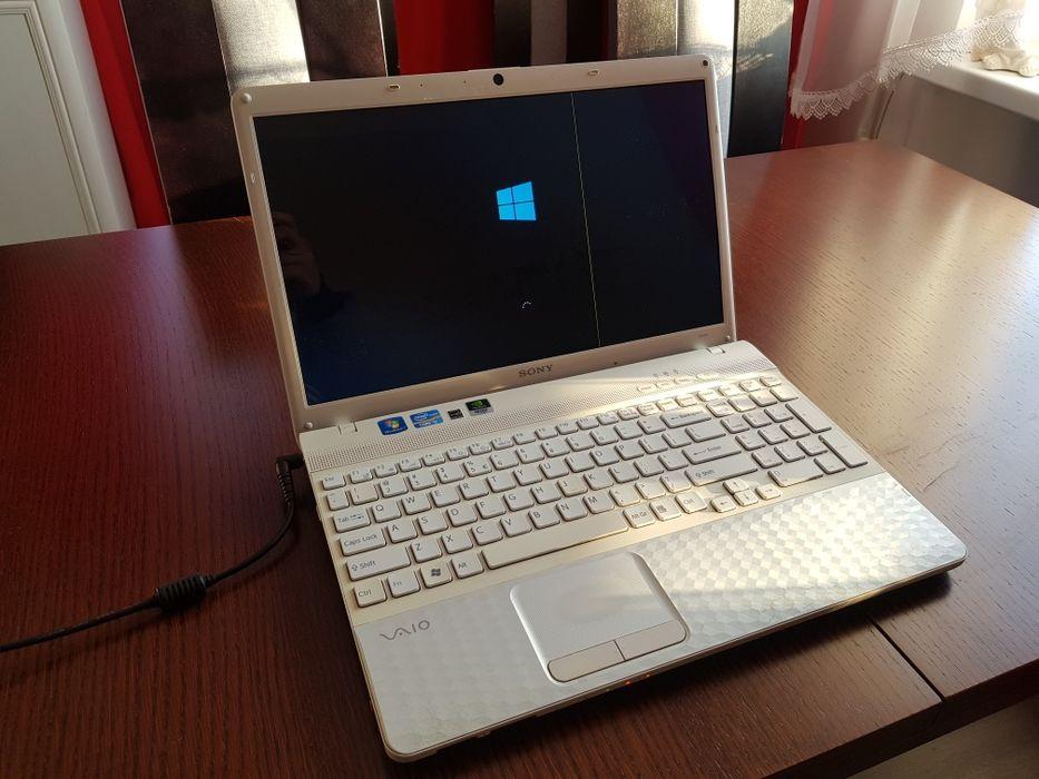 Laptop SONY VAIO_i3 2330_8GB RAM_GEFORCE 410M 1GB_Dysk 500GB Augustów - image 1