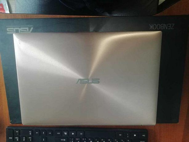 Ноутбук ультрабук Asus ZENBOOK UX31E полный комплект