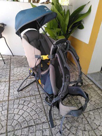 Porta criança de caminhada