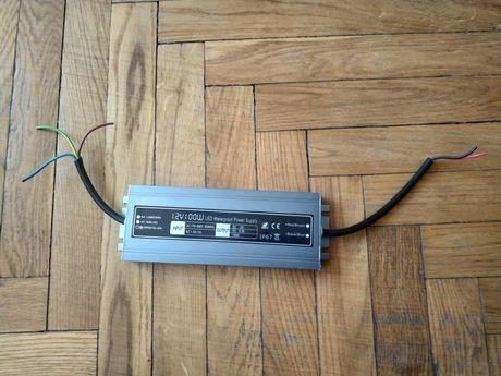 Герметичный блок питания 12V100W