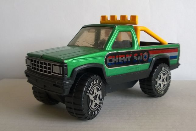 Stara Zabawka metalowy Chevy S 10 Buddy L Made in Macau 1983