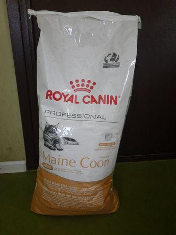 "Корм ""Роял канин"" для мейн-кунов 13 кг"