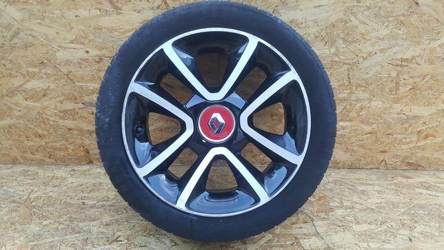"Koło Felga Aluminiowa Alus Renault Clio IV 4x100 16"""