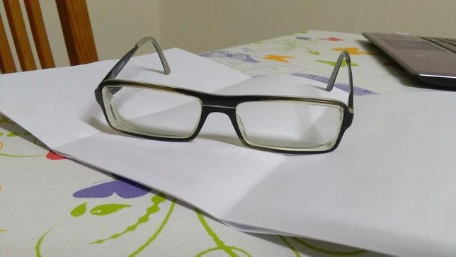 Óculos graduados de marca