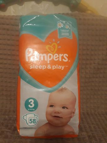 PAMPERS sleep and play 3
