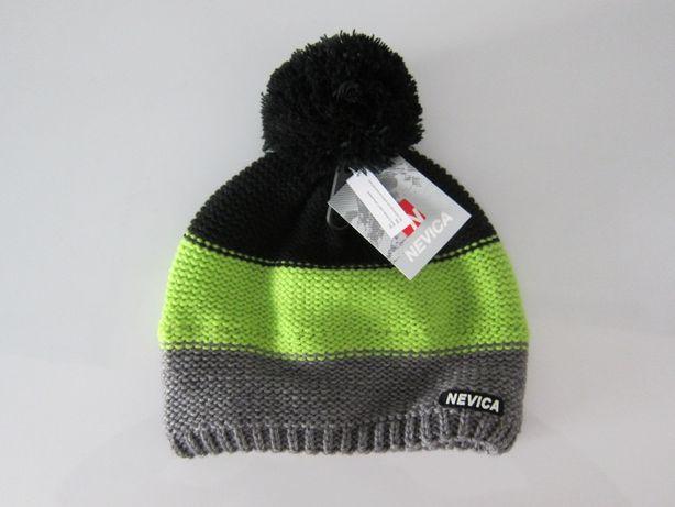 Шапка мужская зимняя Nevica,новая, шапка чоловіча