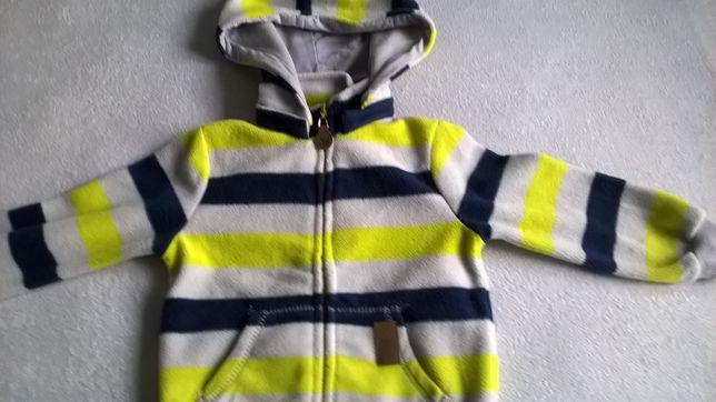 Rozm. 98, COOL CLUB, Smyk, bluza z kapturem, grubsza stan bdb