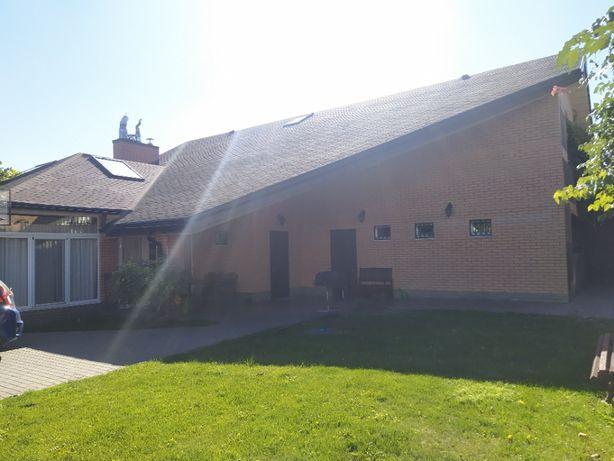 Дом в Европейском стиле П.Борщаговка