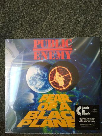 Public Enemy winyl